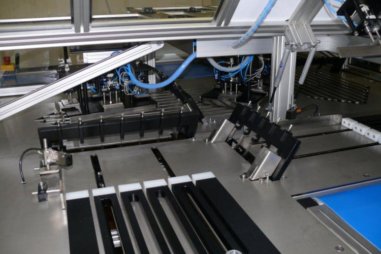 Maszyny do produkcji wafli przekładanych