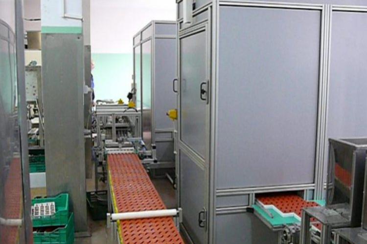 Automatyczna linia do produkcji żelek