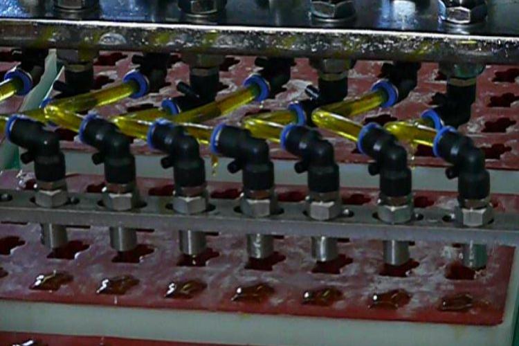 """Maszyny do produkcji cukierków """"żelek"""""""